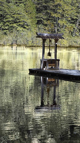 Hotako Rear Shrine, Kamikochi, Nagano, Japan