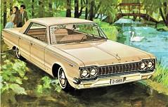1965 Dodge Polara 880 Four-Door Hardtop (Canada)