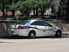 Harris County Constable Chevy Caprice