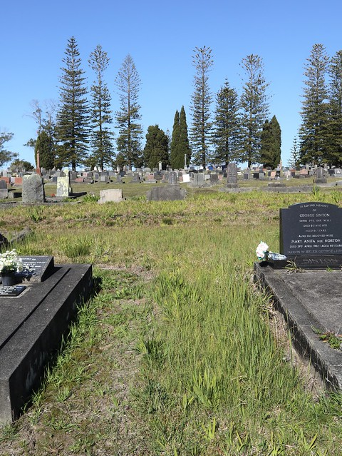 Photo:Wesleyan Division D, Row 2, Plot 58 By Discover Waikumete Cemetery