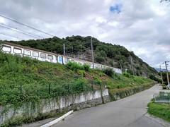PASSAGE D'UN TRAIN