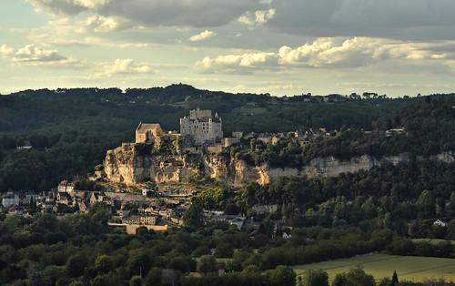 France - Périgord - château de Beynac