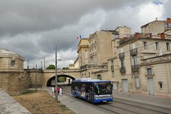 Iveco Bus Urbanway 12 n°248  -  Montpellier, TaM