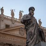 Basilique Saint-Pierre, Vatican, 2020 - https://www.flickr.com/people/29248605@N07/