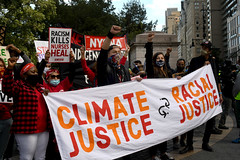 Climate Justice is Racial Justice