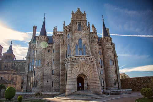 Castillo de Gaudi
