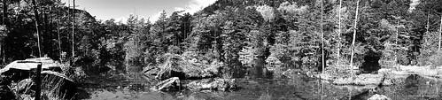 Myoijn Pond, Kamikochi, Nagano, Japan