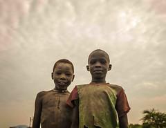 Cattle Boys, Mundari Tribe