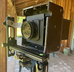 Old 4x5 Speed Graphic