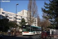 Man NL 223 – RATP (Régie Autonome des Transports Parisiens) / STIF (Syndicat des Transports d'Île-de-France) n°9114