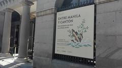 Exposición: Entre Manila y Cantón.