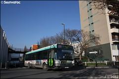 Irisbus Agora Line – RATP (Régie Autonome des Transports Parisiens) / STIF (Syndicat des Transports d'Île-de-France) n°8316