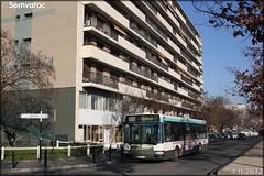Irisbus Agora Line – RATP (Régie Autonome des Transports Parisiens) / STIF (Syndicat des Transports d'Île-de-France) n°8336