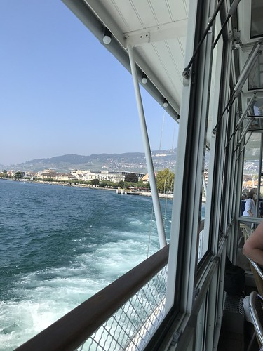 Lausanne Transfer by boat