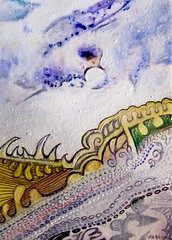 "Artwork Series ""Glorified Clutter"" phantasmic universe of a painter"