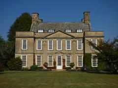Buildings at Bourton House Garden