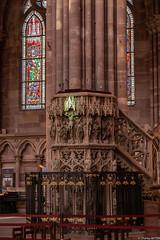 Cathédrale de Strasbourg Rayon vert