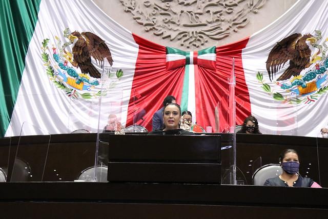 15/09/2020 Tribuna Diputada Beatriz López Chávez