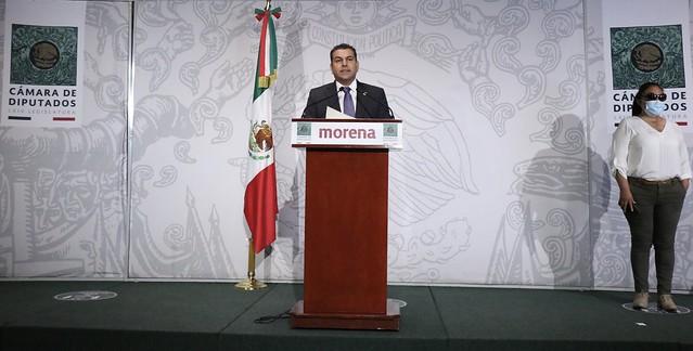 15/09/2020 Conferencia De Prensa Diputado Erwin Jorge Areizaga Uribe