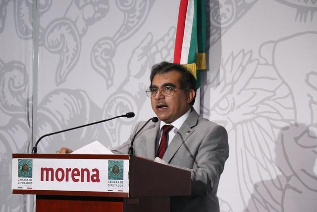 14/09/2020 Conferencia De Prensa Diputado Marco Antonio Andrade