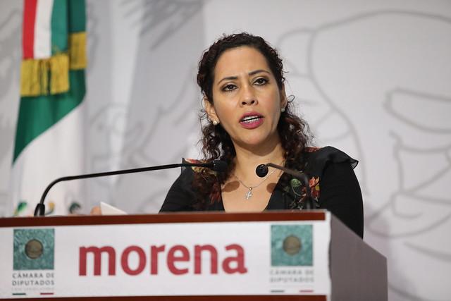 22/09/2020 Conferencia De Prensa Diputada Flora Tania Cruz Santos