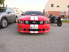 Ford Mustang GT Roush Charged Stage 3
