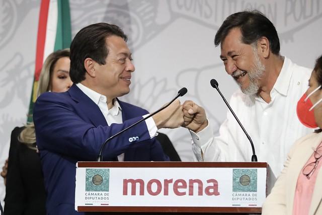 22/09/2020 Conferencia De Prensa Diputado Mario Delgado Carrillo