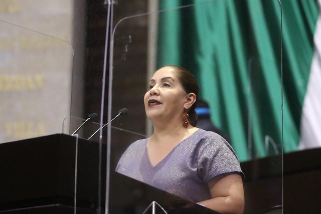 15/09/2020 Tribuna Diputada Claudia Tello Espinosa