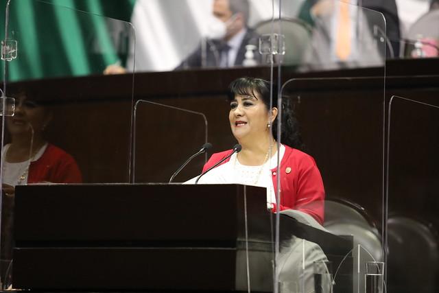 22/09/2020 Tribuna Dip. Beatriz Silvia Robles Gutiérrez