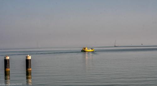 Ijsselmeer Medemblik harbour