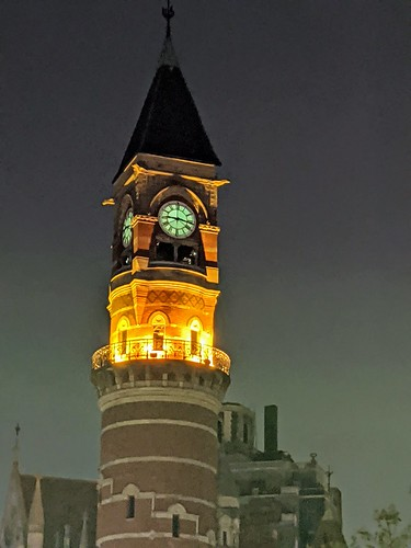 Jefferson Market Tower