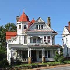 House at 429 Rivermont Avenue, Lynchburg