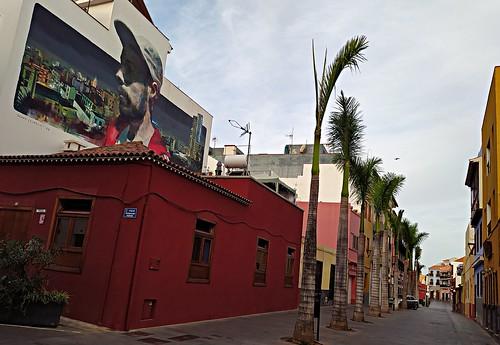 Barrio de la Ranilla, arte e historia del Puerto de la Cruz
