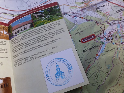 Stempelstelle Kloster Michaelstein