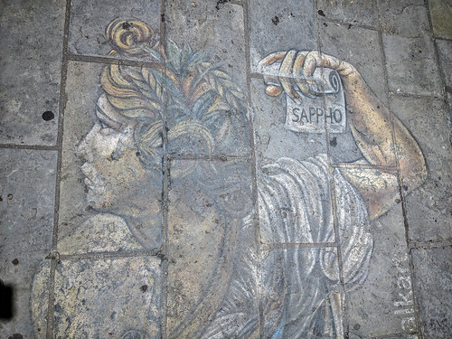 Sidewalk Sappho