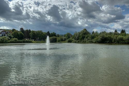 Teich bei Sohland Oberlausitz