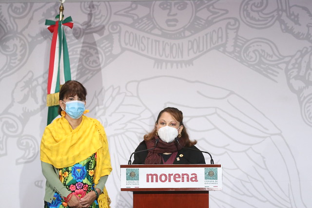 23/09/2020 Conferencia De Prensa Diputada Claudia Pérez Rodríguez