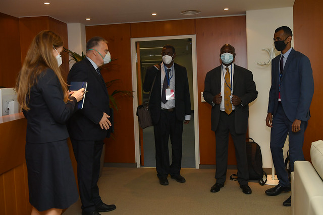 Photo:Bilateral Meeting Sudan (011110132) By IAEA Imagebank
