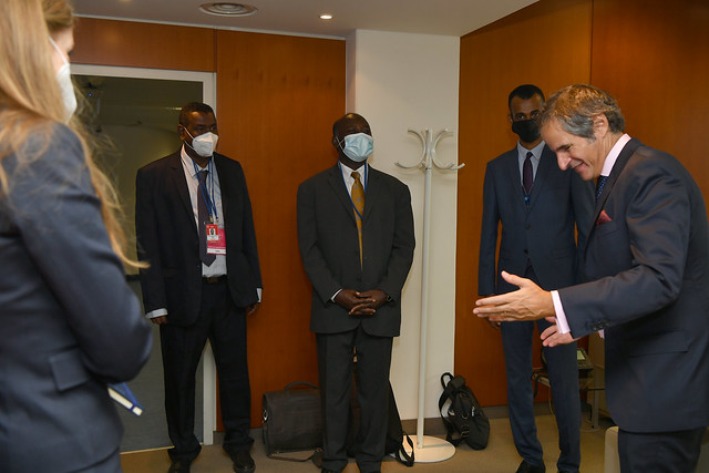 Photo:Bilateral Meeting Sudan (011110134) By IAEA Imagebank