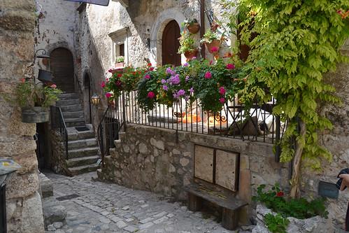 Terre d'Abruzzo: Santo Stefano di Sessanio