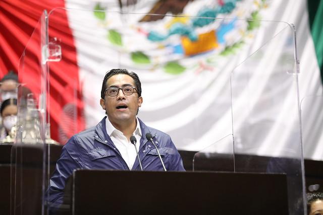 23/09/2020 Tribuna Dip. Miguel Ángel Jauregui Montes De Oca