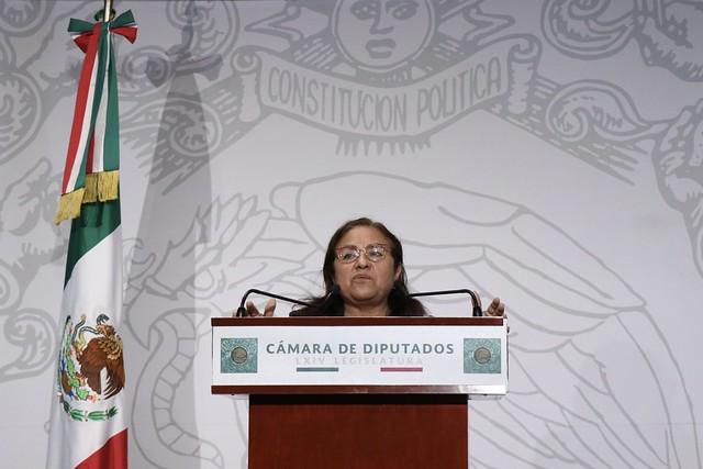 23/09/2020 Conferencia De Prensa Diputada Carmen Medel
