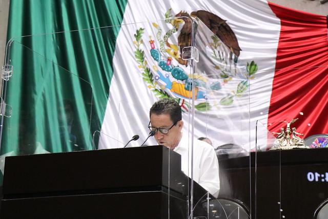 23/09/2020 Tribuna Diputado Victor Blas López