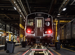 NYC Transit to Begin Returning R-179 Cars to Service in Coming Weeks