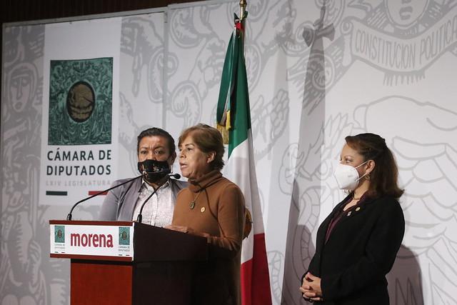 23/09/2020 Conferencia De Prensa Diputada Socorro Jiménez
