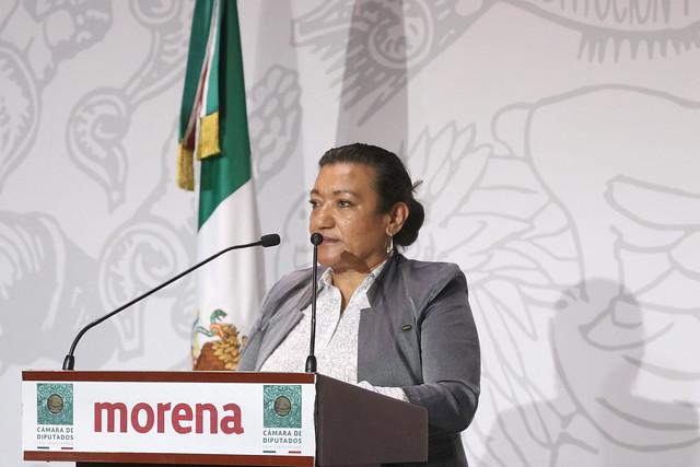 23/09/2020 Conferencia De Prensa Diputada Maria Chávez