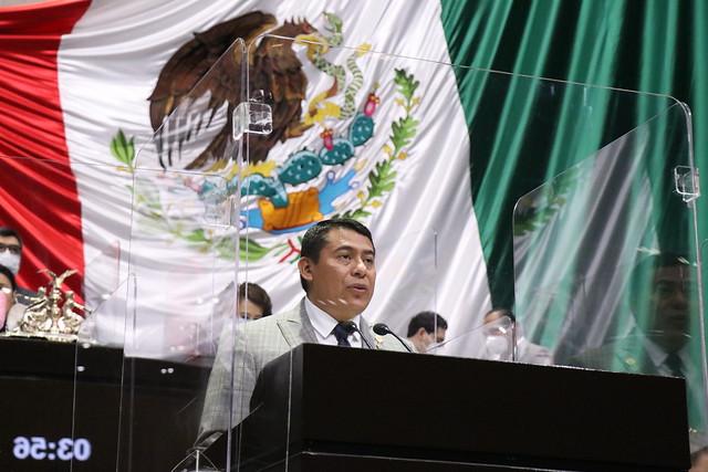 23/09/2020 Tribuna Diputado Rubén Terán Águila