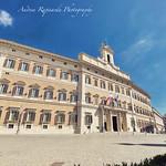 Palazzo Montecitorio - https://www.flickr.com/people/24904322@N02/