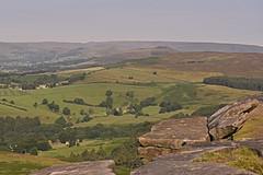 UK - Derbyshire - Stanage Edge