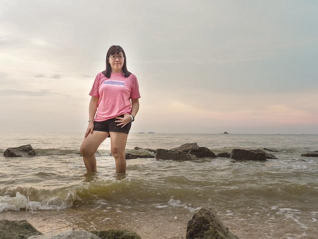 Photo:Pantai Remis.Agnes.3 By Johnragai-Moment Catcher